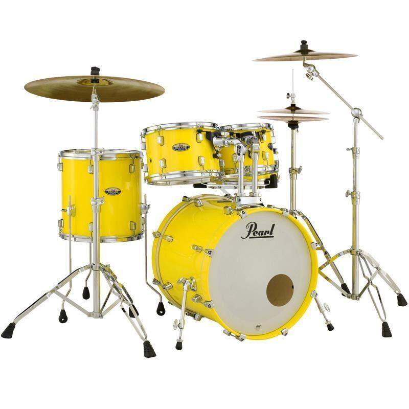 Bateria Pearl Decade Dmp925sp C228 Solid Yellow Shell Pack