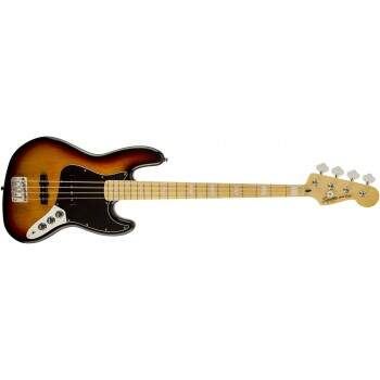 Contra Baixo Fender Squier Vintage Modified J.Bass 77 500 Sunburst 030 7702.