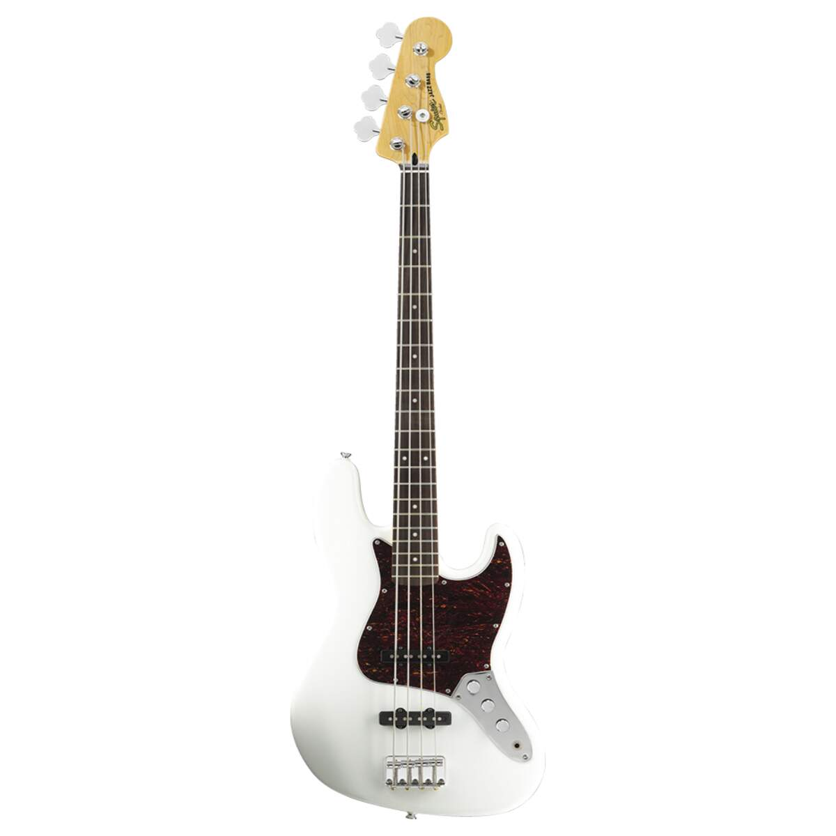 Contra Baixo Fender Squier Vintage Modified J.Bass 505 Olympic White 030 6600.