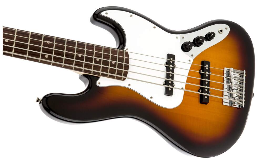 Contra Baixo Fender Squier Affinity J. Bass V532 Brown Sunburst 030 1575.