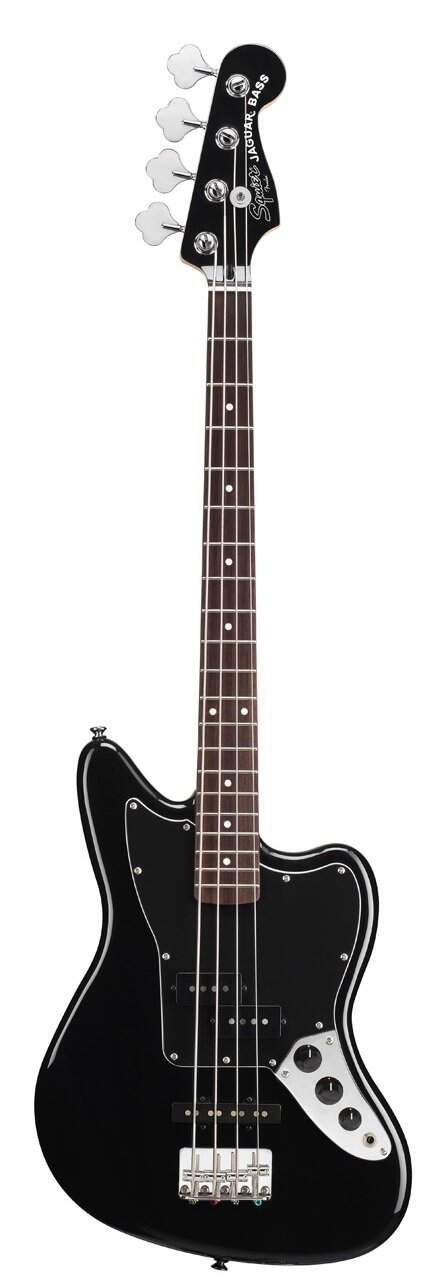 Contra Baixo Fender 032 8800 Squier Vintage Modified Jaguar Bass SPL Short Scale 506.