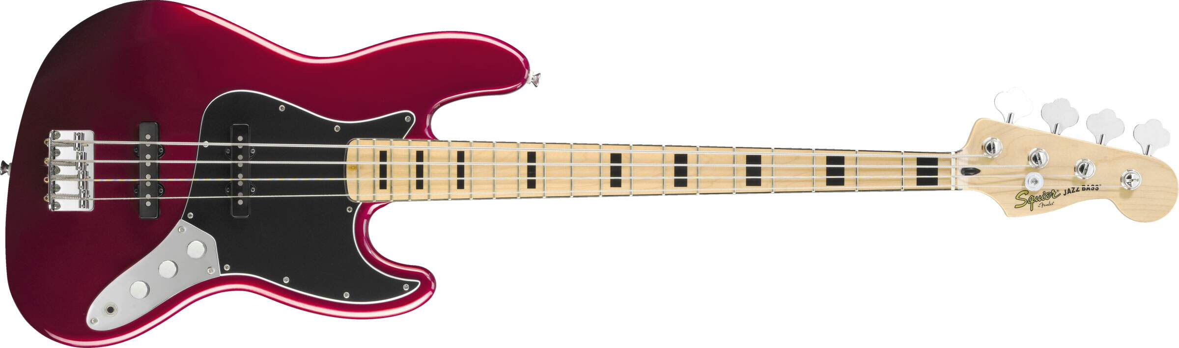 Contra Baixo Fender 030 6702 Squier Vintage Modified J. Bass 70 - 509 Candy Apple Red
