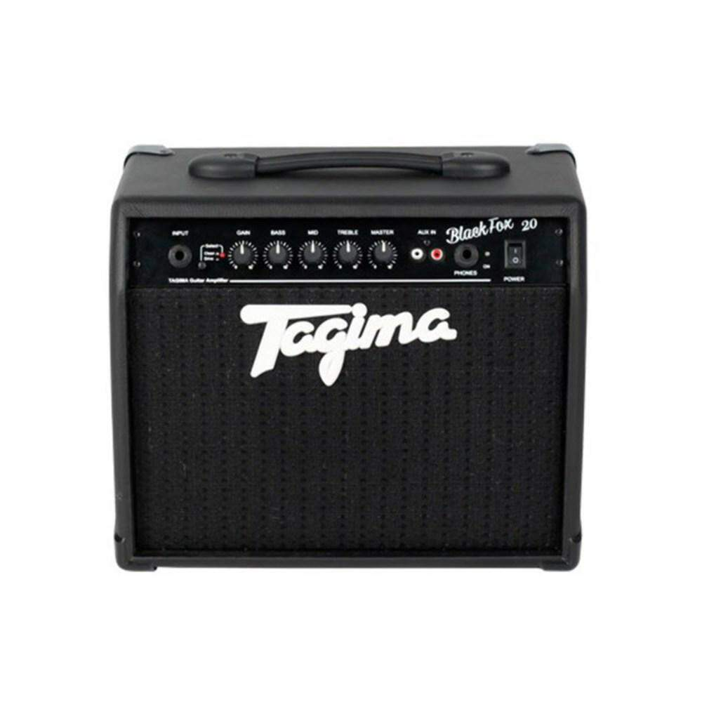 Amplificador Guitarra Tagima Black Fox 20
