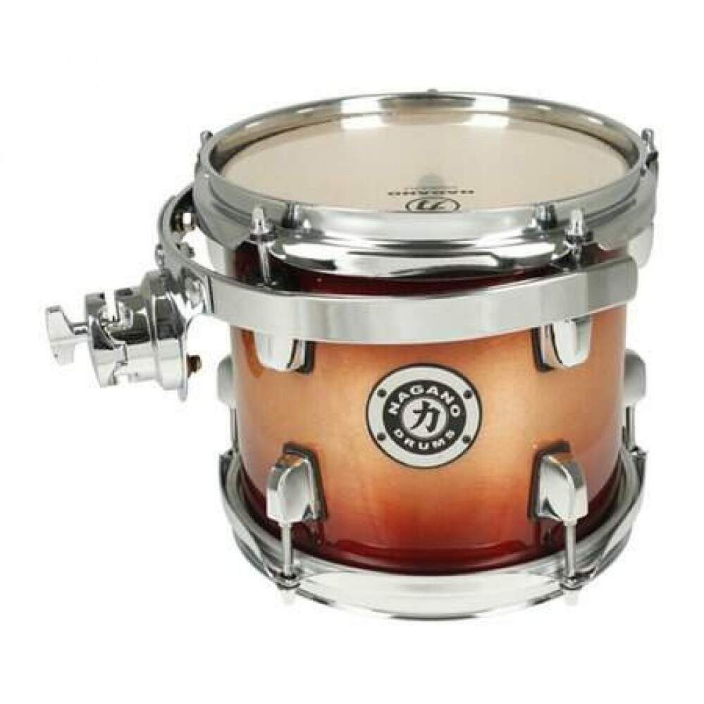 Tom Nagano By Tagima 8x7 NCT8L Concert Lacquer C/ Clamp e Holder