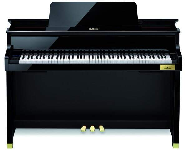 Piano Digital Casio GP500BP Celviano Grand Hybrid C. Bechstein