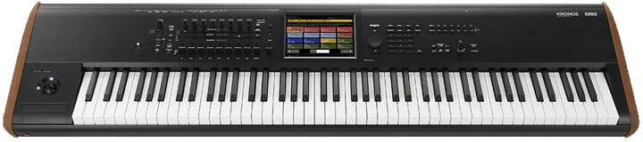 Teclado Workstation Korg Kronos2 88 BLACK MONTH
