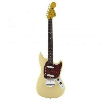 Guitarra Fender 030 2200 - Squier Vintage Modified Mustang 541 Vintage White.