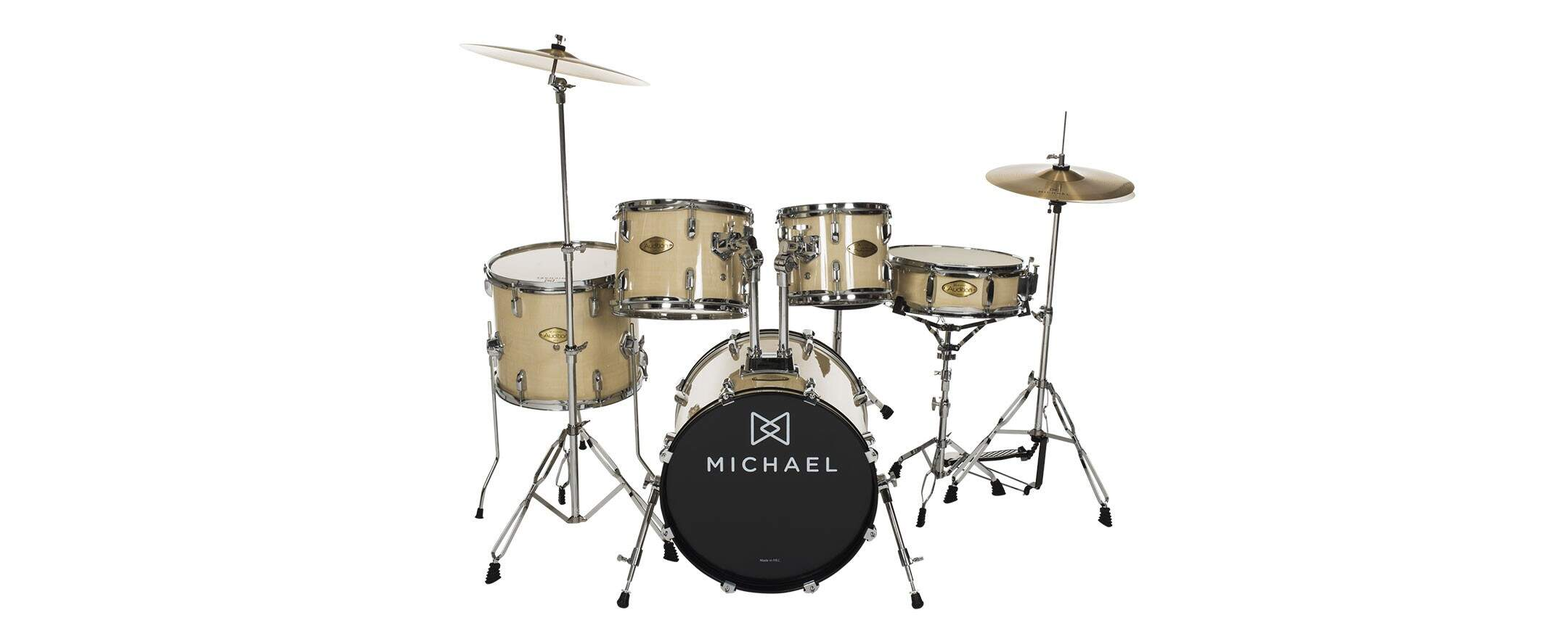 Bateria Michael Audition DM828N 22 10 12 16 14 NA