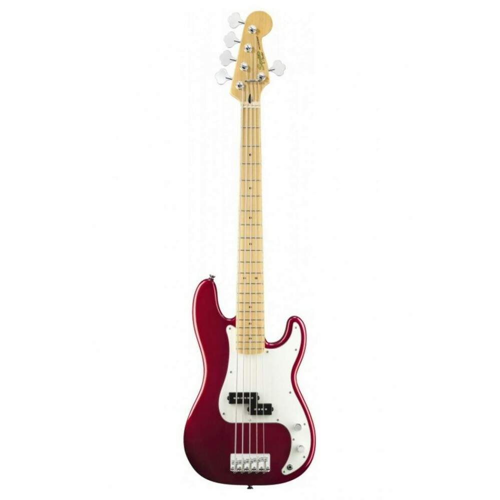 Contra Baixo Fender 032 6862 Squier Vintage Modified P. Bass V 509 Candy Apple Red.
