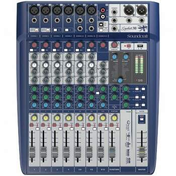 Mesa Soundcraft Signature 10 Canais