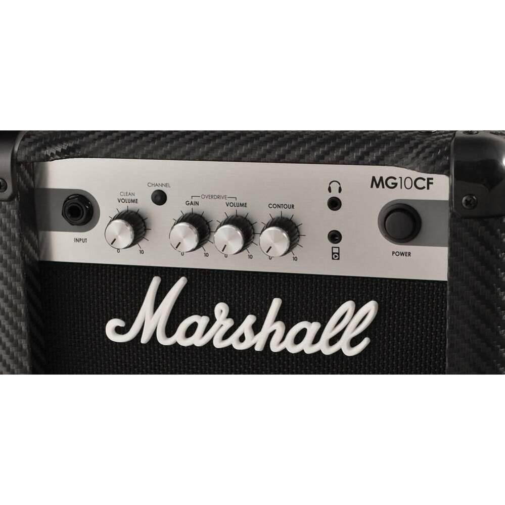 Amplificador Guitarra Marshall MG10CF