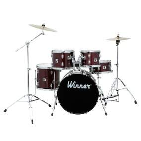 Bateria Winner Hit PC Vinho