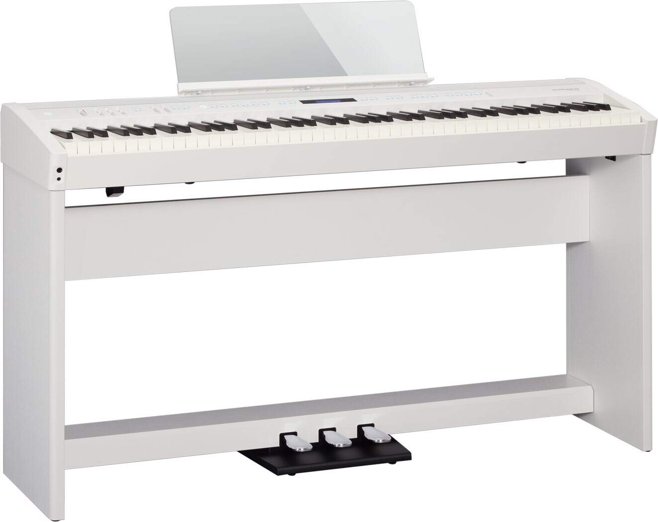 Piano Roland FP60 WH FP60WH + KSC72WH + KPD90WH