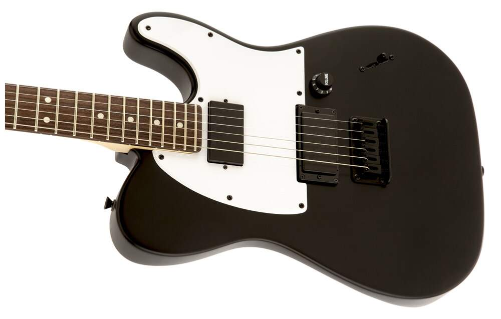 Guitarra Fender 030 1020 Squier Jim Root Telecaster 506 Black