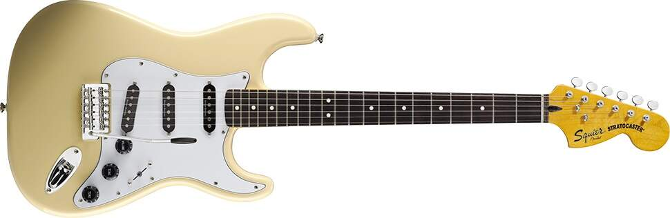 Guitarra Fender 030 1226 Squier Vintage Modified Stratocaster 70S RW 541 Vintage White.