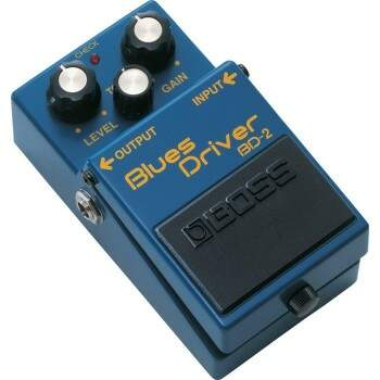 Pedal Boss BD2 Blues Driver