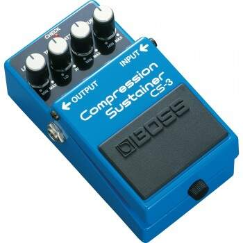 Pedal Boss CS3 Compressor