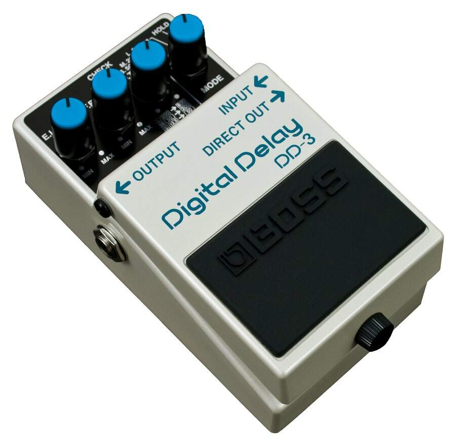 Pedal Boss DD3 Digital Delay