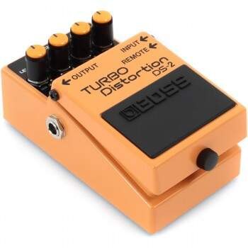 Pedal Boss DS2 Turbo Distortion