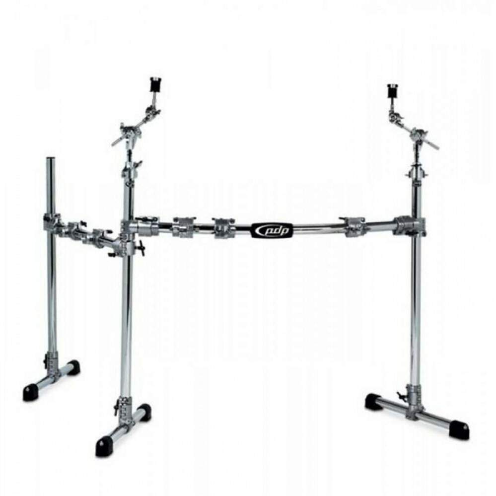 Rack Frontal PDP By DW Lateral e Acessorios PDSRCOMBO-1