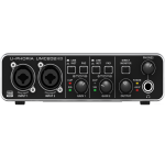 Interface de Áudio Behringer UMC202HD U-Phoria