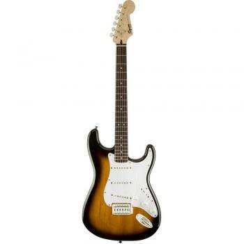 Guitarra Fender Squier Bullet Strat 031 0001532 Brown Sunburst.