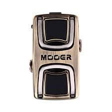 Pedal MOOER Wcw1 Mini Wah The Wahter