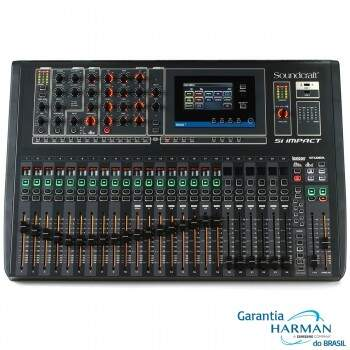 Mesa Soundcraft Digital SI IMPACT 32