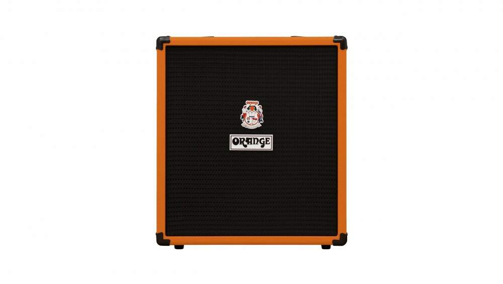 Caixa Orange Crush Bass 50