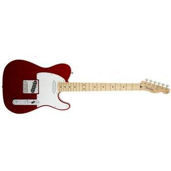 Guitarra Fender Telecaster 0138602 309 Sig Series James Burton Candy Apple Red.