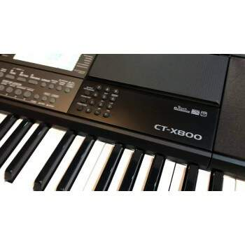 Teclado Casio CT X800