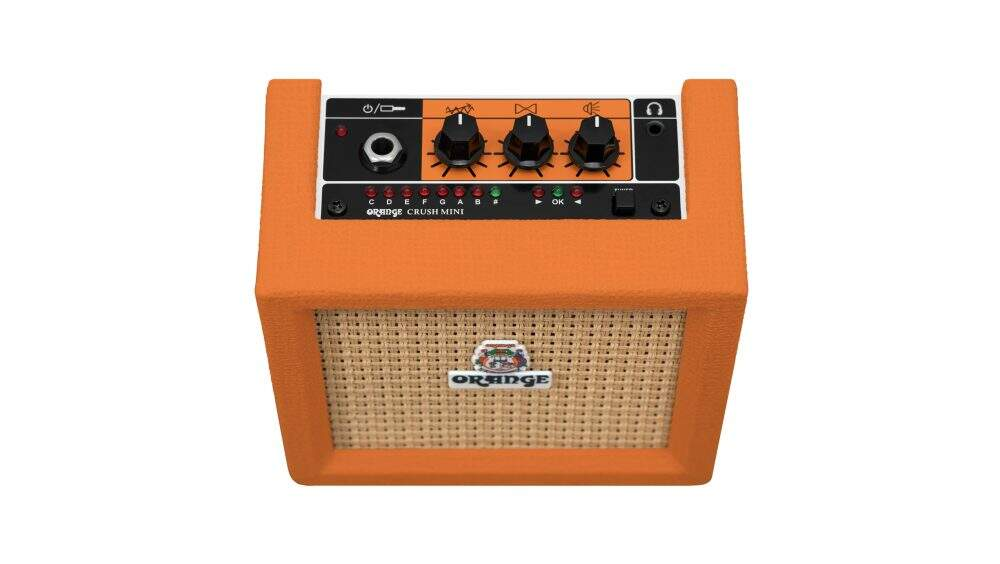 Amplificador Orange Guitarra Crush Mini