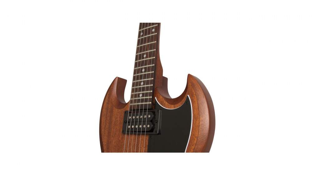 Guitarra Epiphone SG Special VE Vintage Worn Walnut