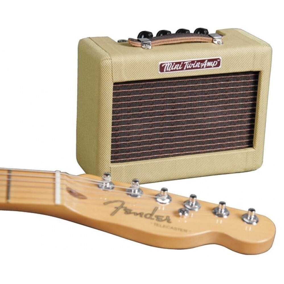 Mini Amplificador Guitarra Fender 023 4811 000 Mini 57 Twin