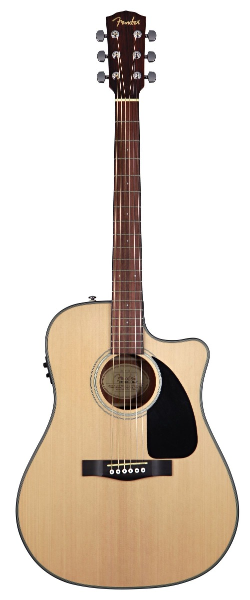 Violão Fender Dreadnought CD100CE 096 1532 021 Natural