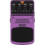 Pedal Behringer OD300 Over Drive Distortion