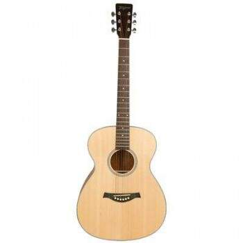Violao Tagima Walnut Three G Concert Natural