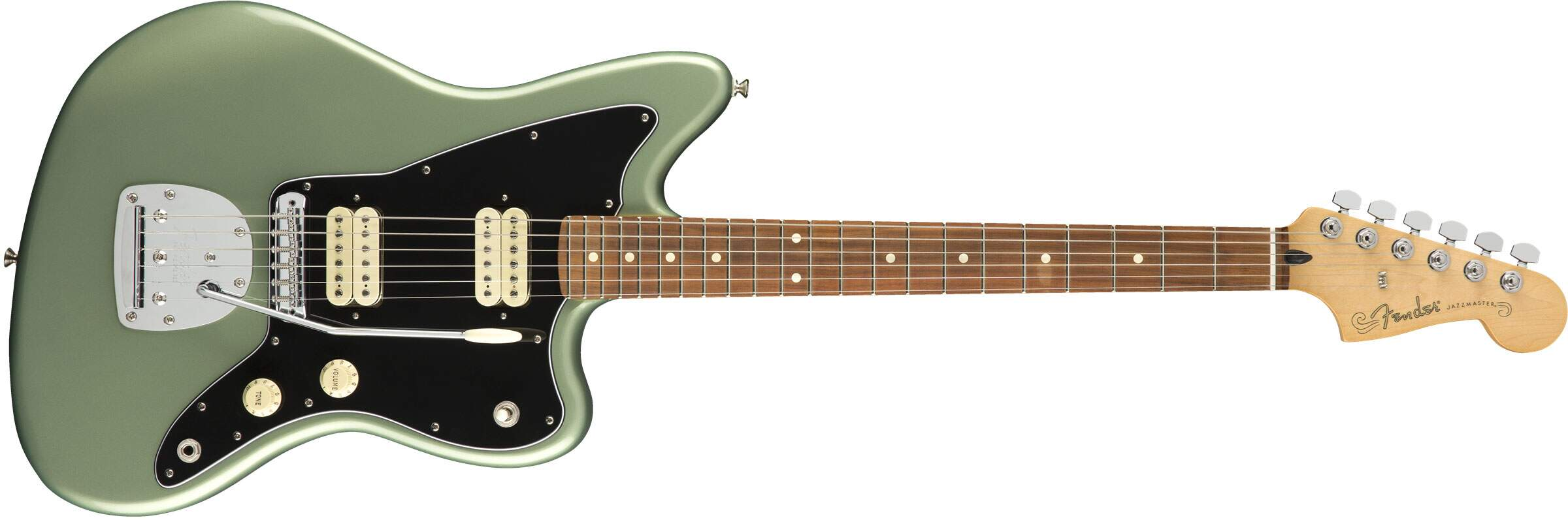 GUITARRA FENDER 014 6903 PLAYER JAZZMASTER 519 SAGE GREEN