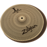 PRATO ZILDJIAN LOW VOLUME - LV8014HB - HI-HATS 14'' (BOTTOM)