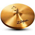 PRATO ZILDJIAN A SERIES 15'' A0136 - NEW BEAT HI-HATS