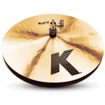 PRATO ZILDJIAN K SERIES 13'' K0820 - MATCHED HI-HATS