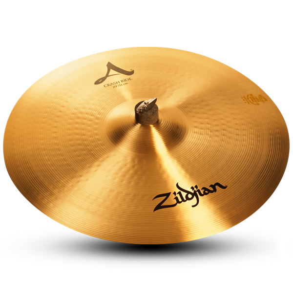 PRATO ZILDJIAN A SERIES 20\'\' A0024 - CRASH RIDE