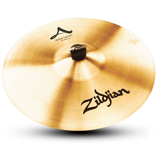 PRATO ZILDJIAN A SERIES 16'' A0250 - ROCK CRASH