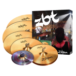 KIT DE PRATOS ZILDJIAN ZBT 390 SUPER PACK ZBTP390-SP