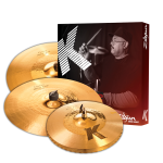 KIT DE PRATOS ZILDJIAN K CUSTOM HYBRID SERIES KCH390