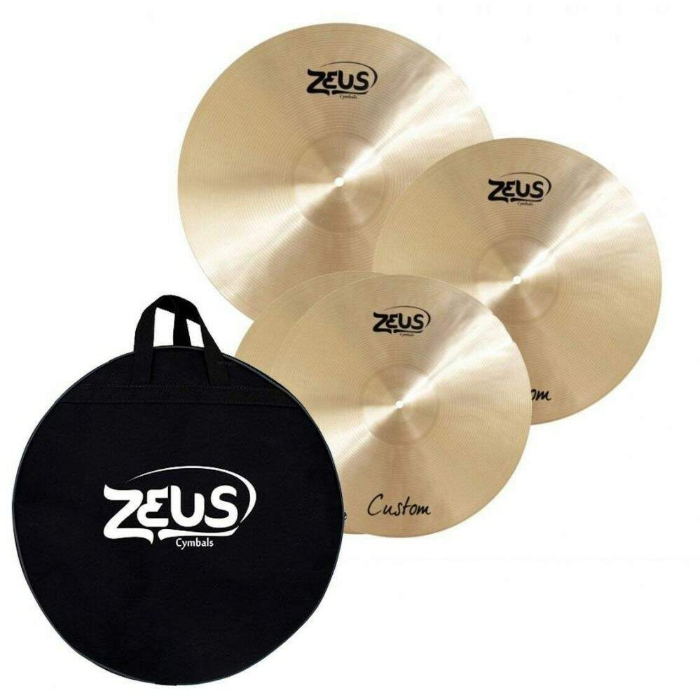 Kit Prato Zeus Custom SET C 14/16/20