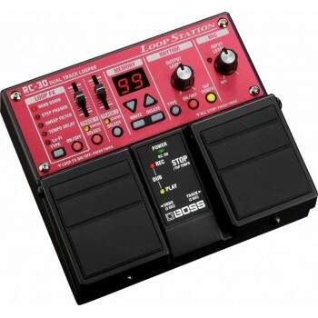 Pedal Boss RC30 Loop Staion