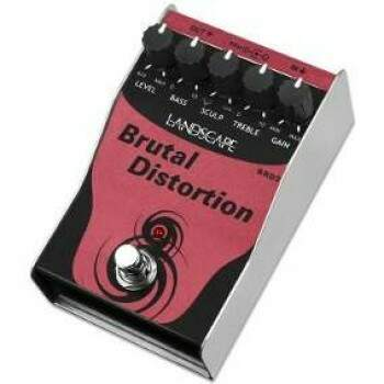 Pedal Landscape BRD2 Brutal Distortion