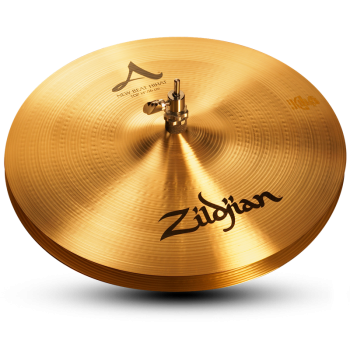 PRATO ZILDJIAN A SERIES 14 A0134 - NEW BEAT HI-HATS (TOP)