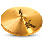 "PRATO ZILDJIAN K SERIES 15"" K0923 - LIGHT HI-HATS"